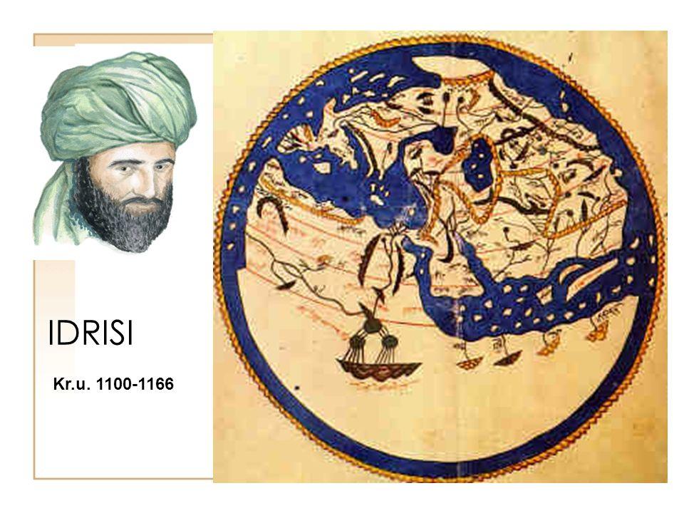 IDRISI Kr.u. 1100-1166