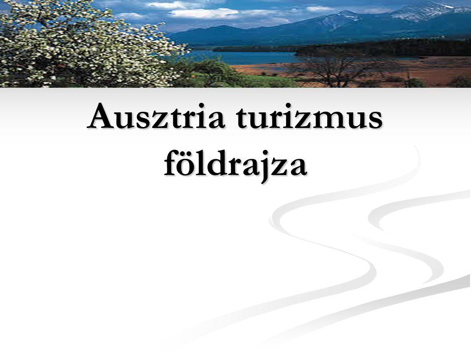 Ausztria turizmus földrajza