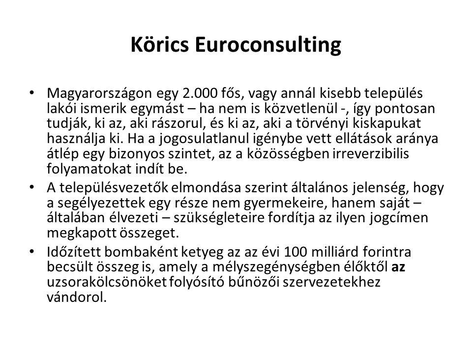 Körics Euroconsulting