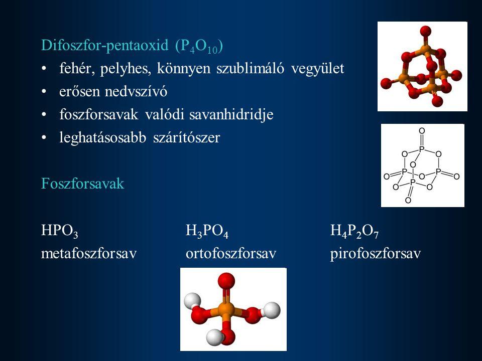 Difoszfor-pentaoxid (P4O10)