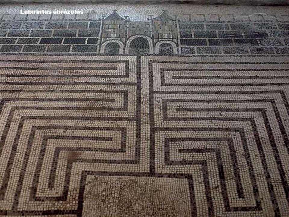 Labirintus ábrázolás