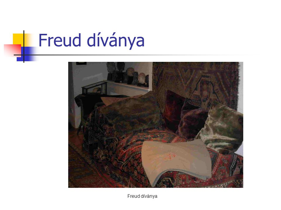 Freud díványa Freud díványa