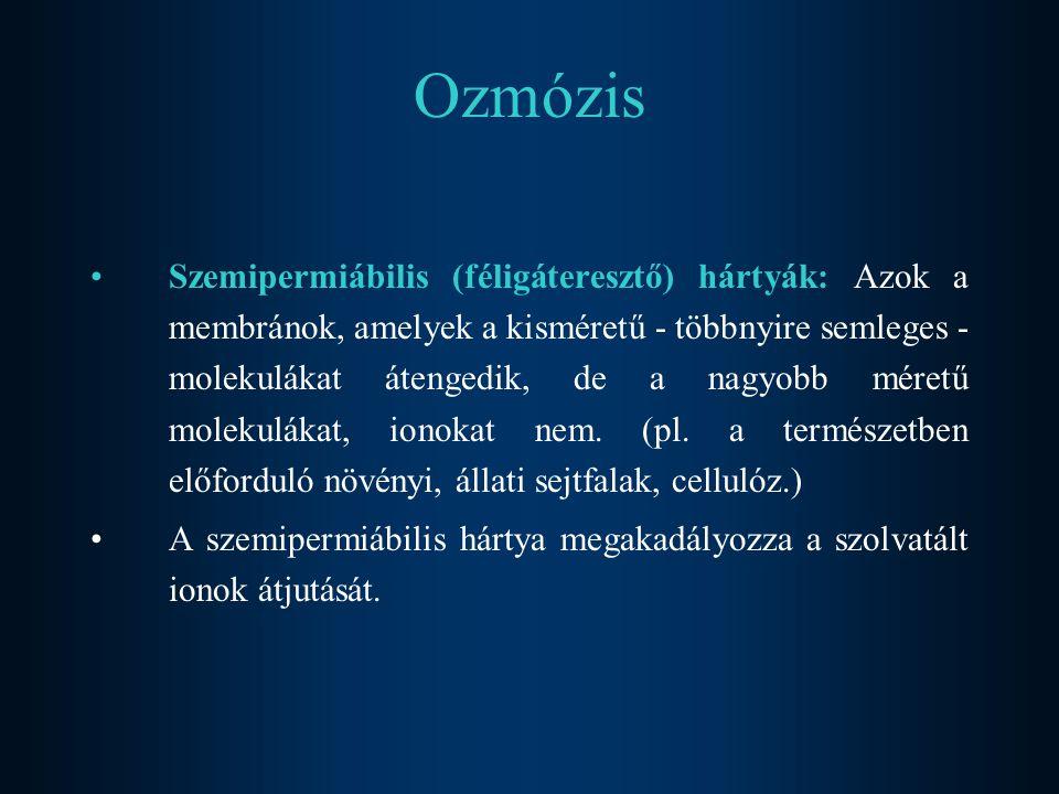 Ozmózis