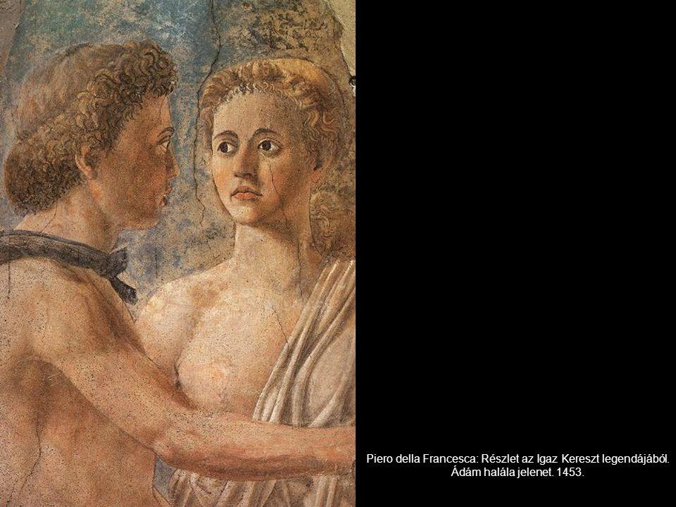 Piero della Francesca: Részlet az Igaz Kereszt legendájából