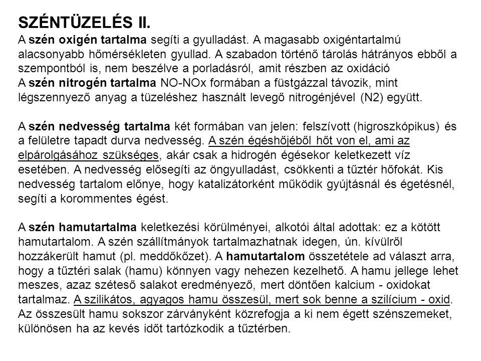 SZÉNTÜZELÉS II.