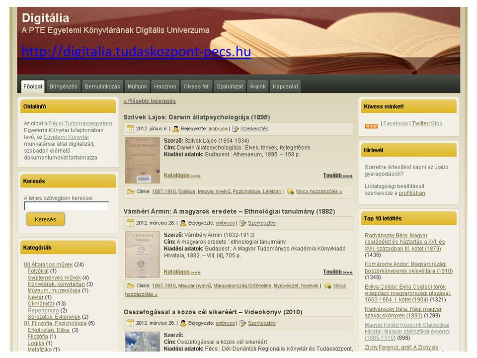 http://digitalia.tudaskozpont-pecs.hu