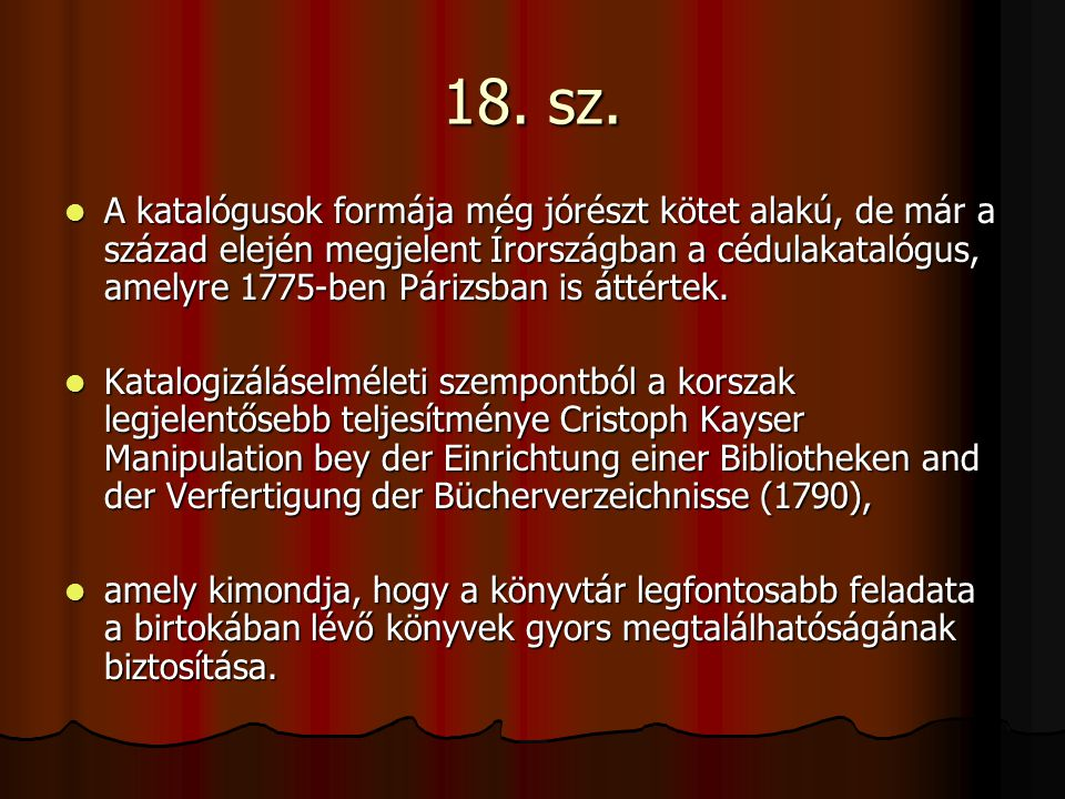 18. sz.