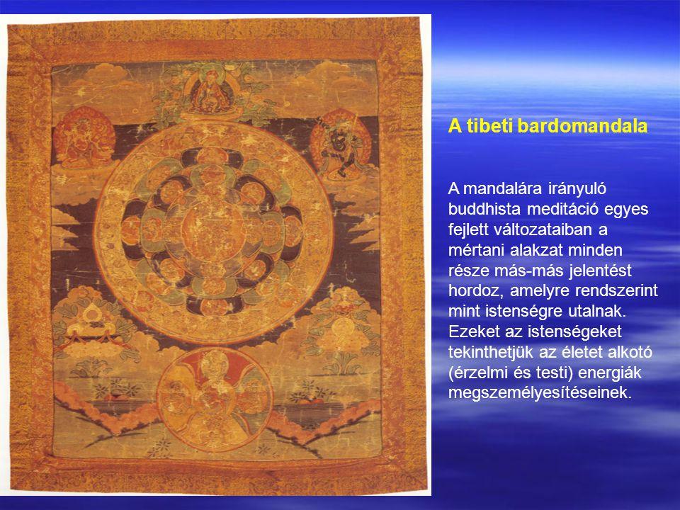A tibeti bardomandala