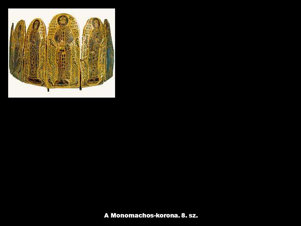 A Monomachos-korona. 8. sz.