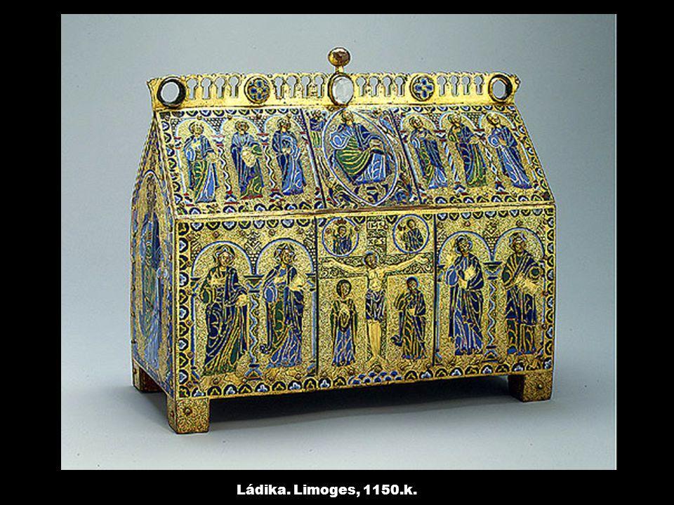 Ládika. Limoges, 1150.k.