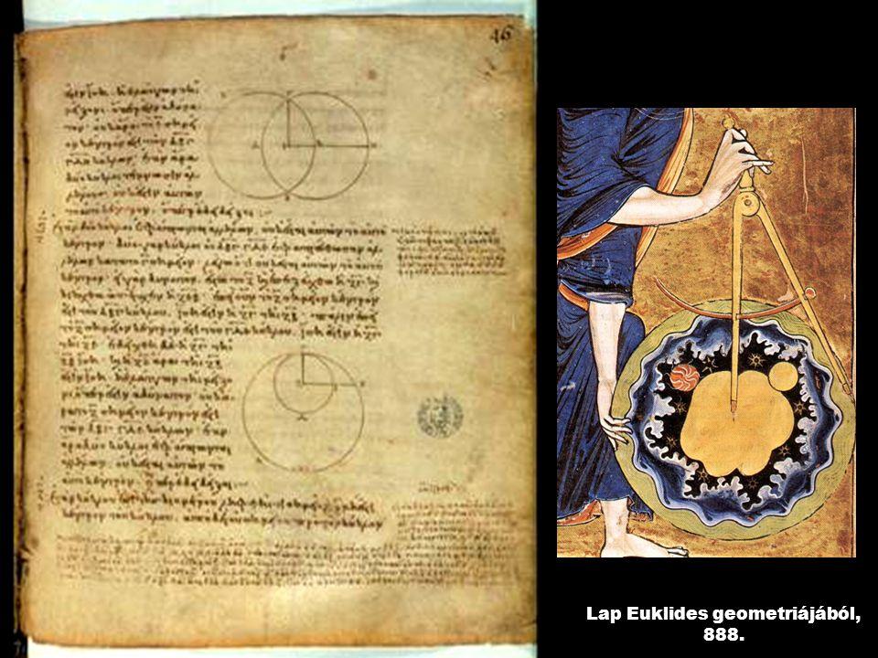 Lap Euklides geometriájából, 888.