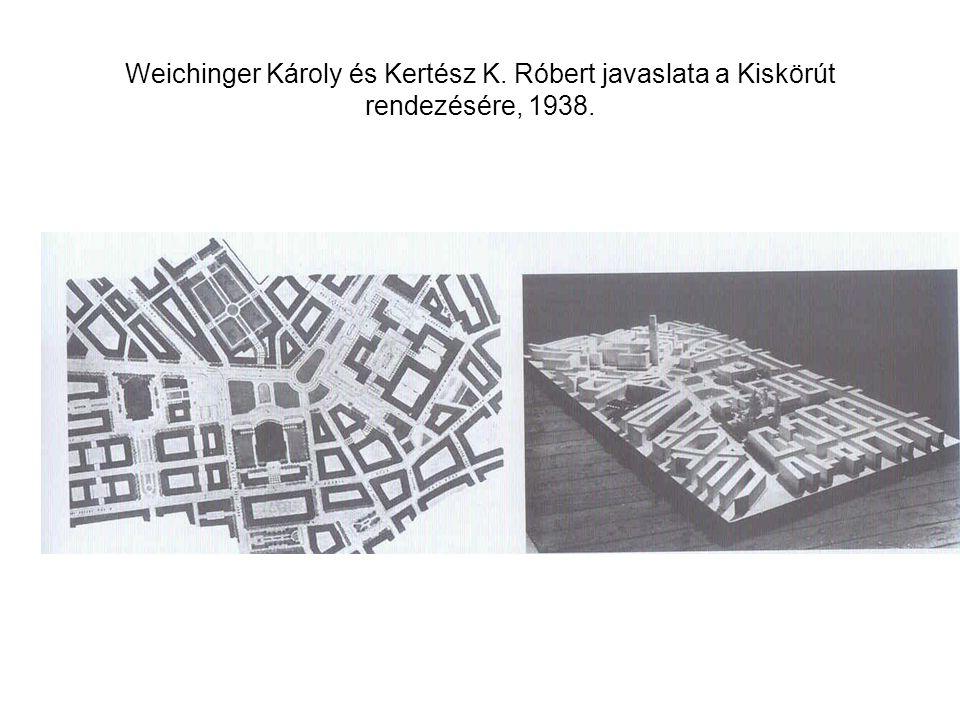 Weichinger Károly és Kertész K