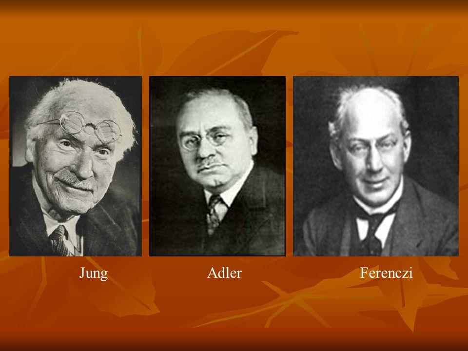 Jung Adler Ferenczi