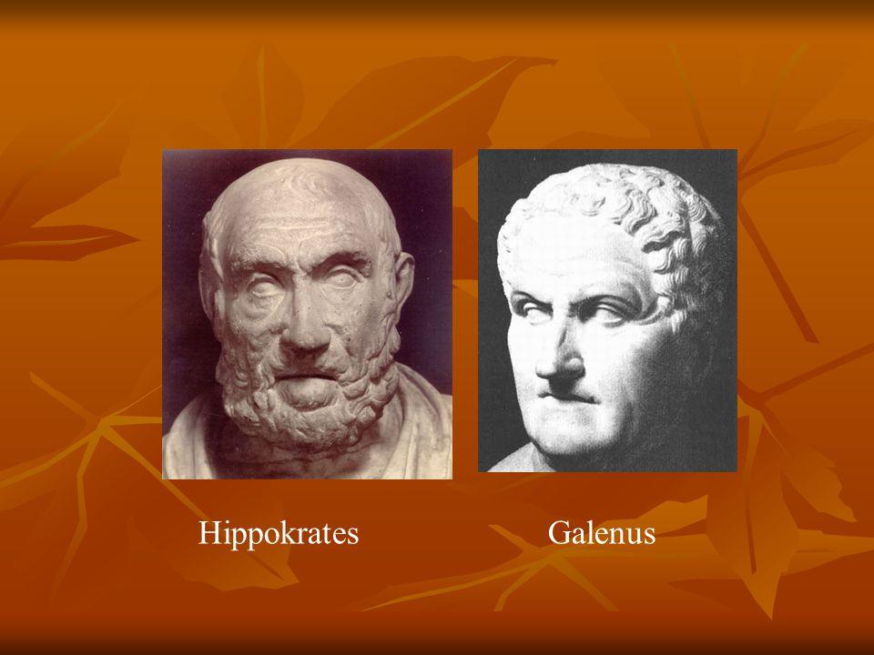 Hippokrates Galenus