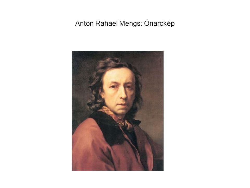 Anton Rahael Mengs: Önarckép