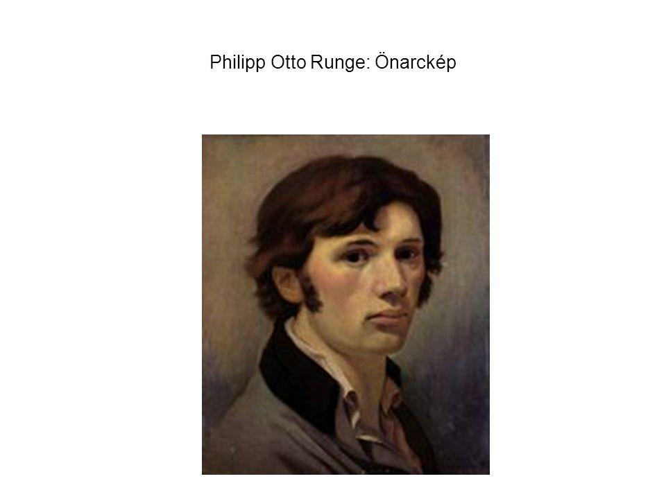 Philipp Otto Runge: Önarckép