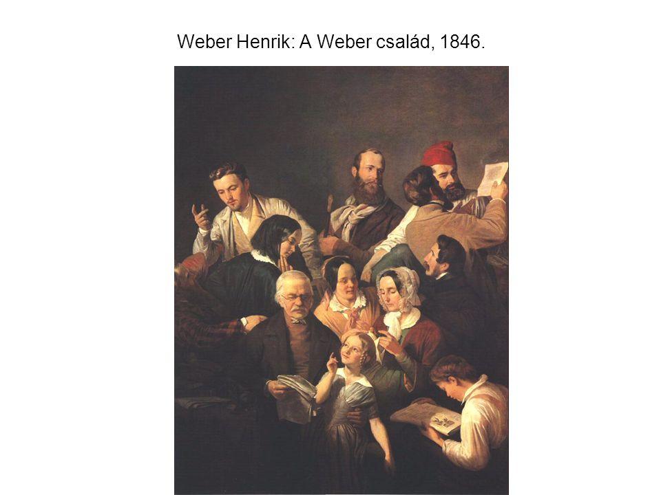 Weber Henrik: A Weber család, 1846.