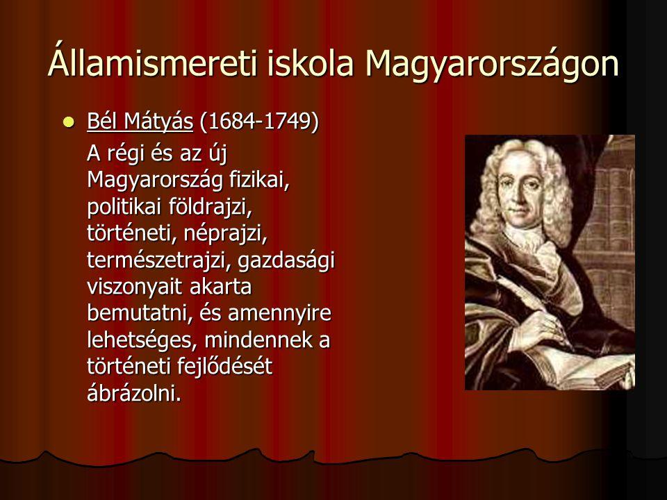 Államismereti iskola Magyarországon
