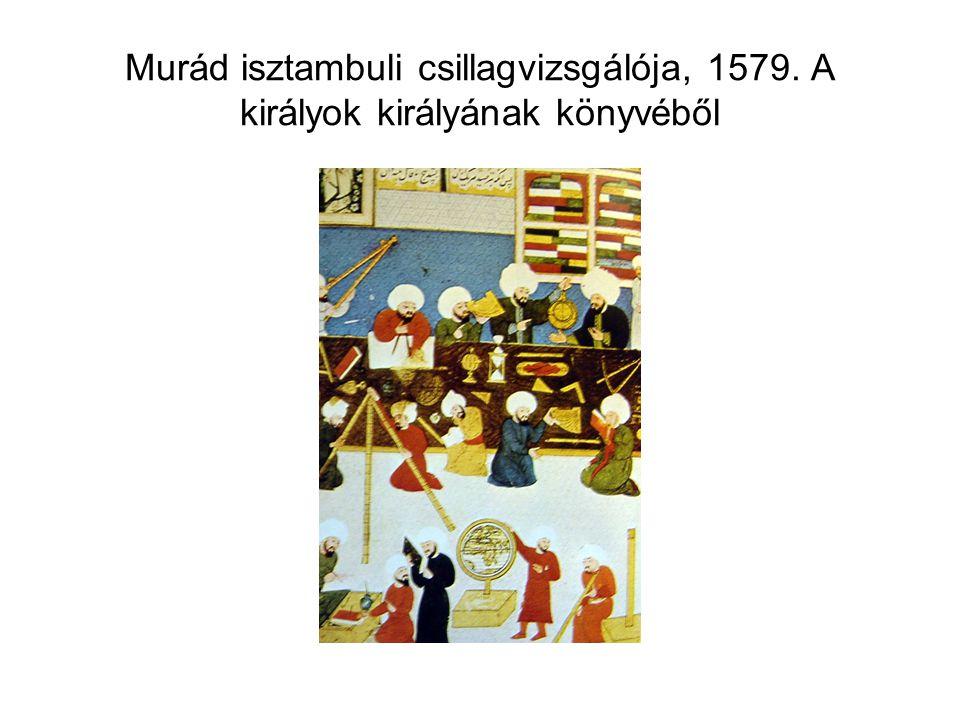 Murád isztambuli csillagvizsgálója, 1579