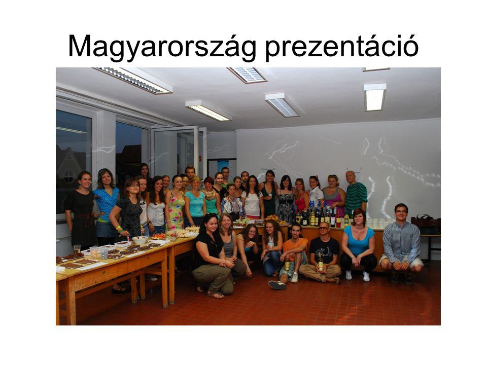 Magyarország prezentáció