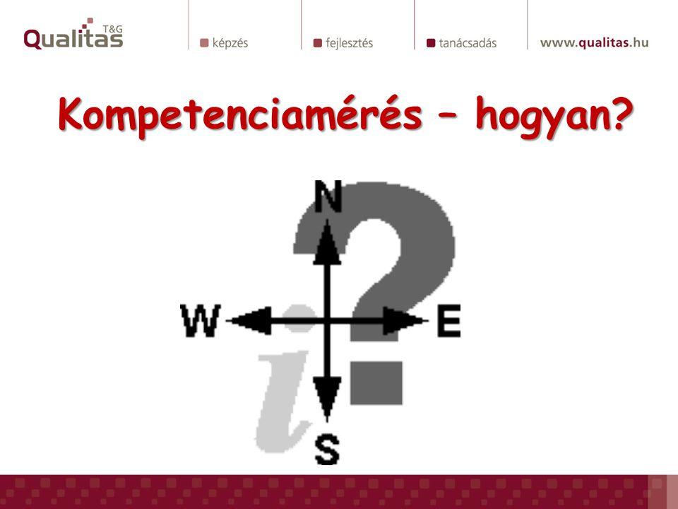 Kompetenciamérés – hogyan