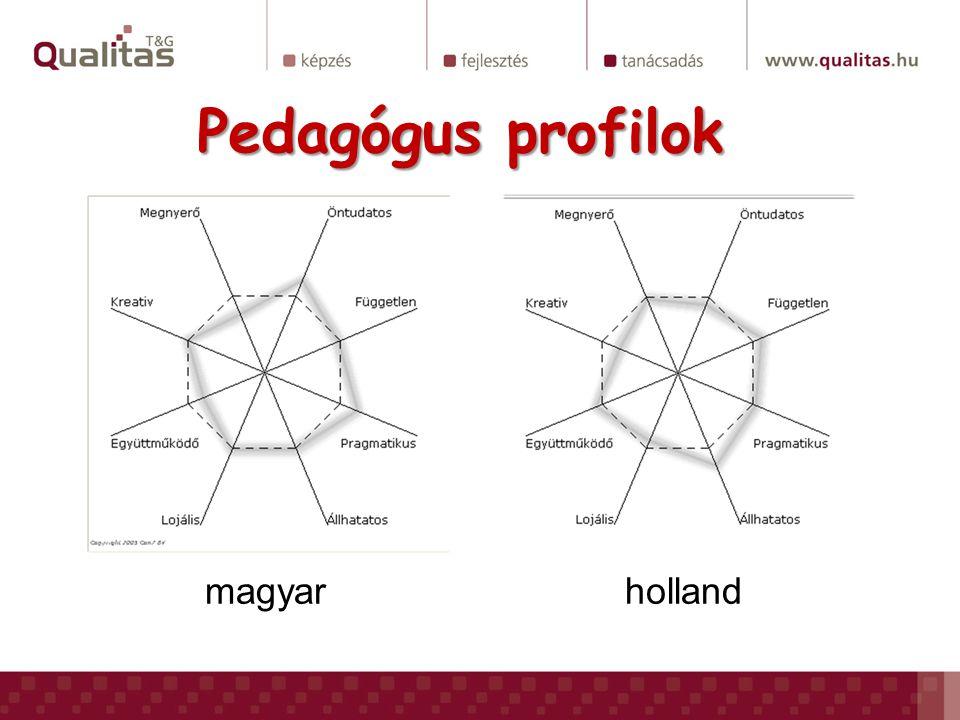 Pedagógus profilok magyar holland 16