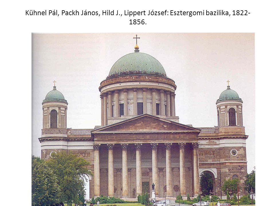 Kühnel Pál, Packh János, Hild J