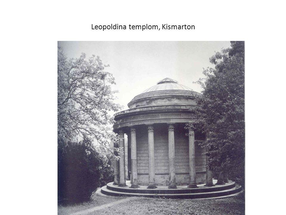 Leopoldina templom, Kismarton