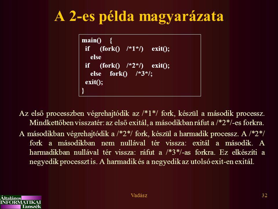 A 2-es példa magyarázata