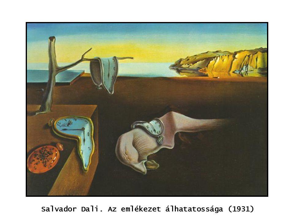 Salvador Dali. Az emlékezet álhatatossága (1931)