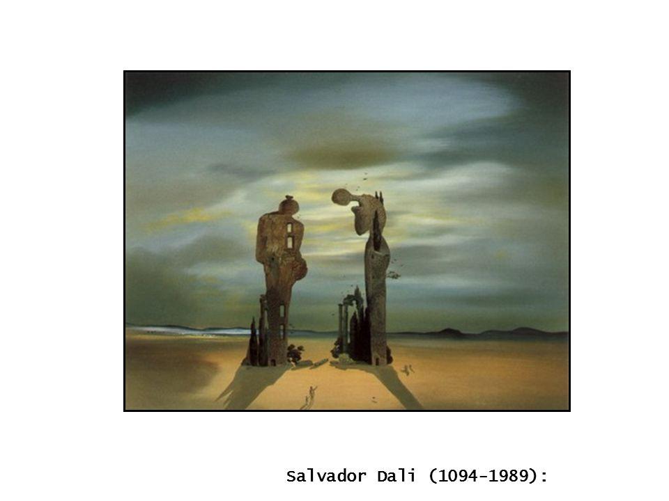 KÉP Salvador Dali (1094-1989):