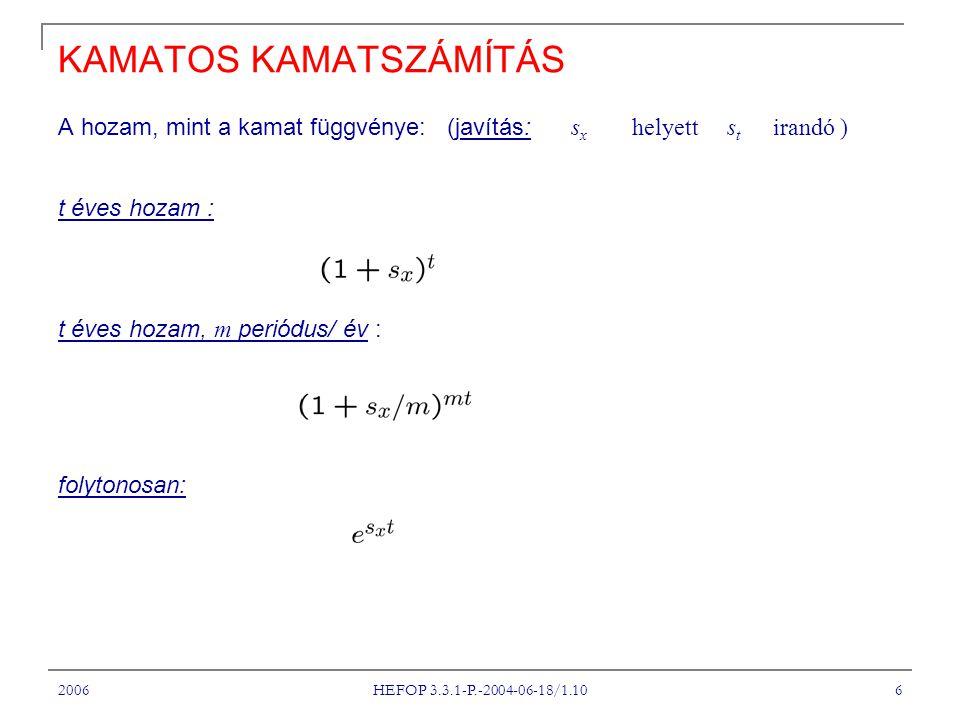 KAMATOS KAMATSZÁMÍTÁS