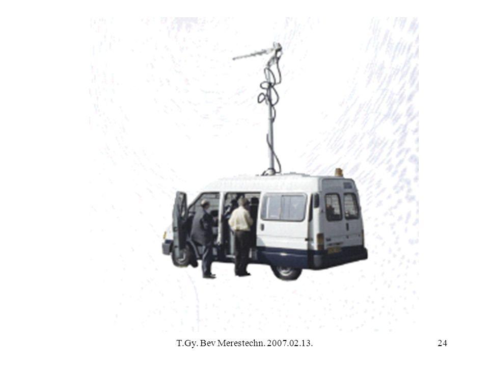 T.Gy. Bev Merestechn. 2007.02.13.