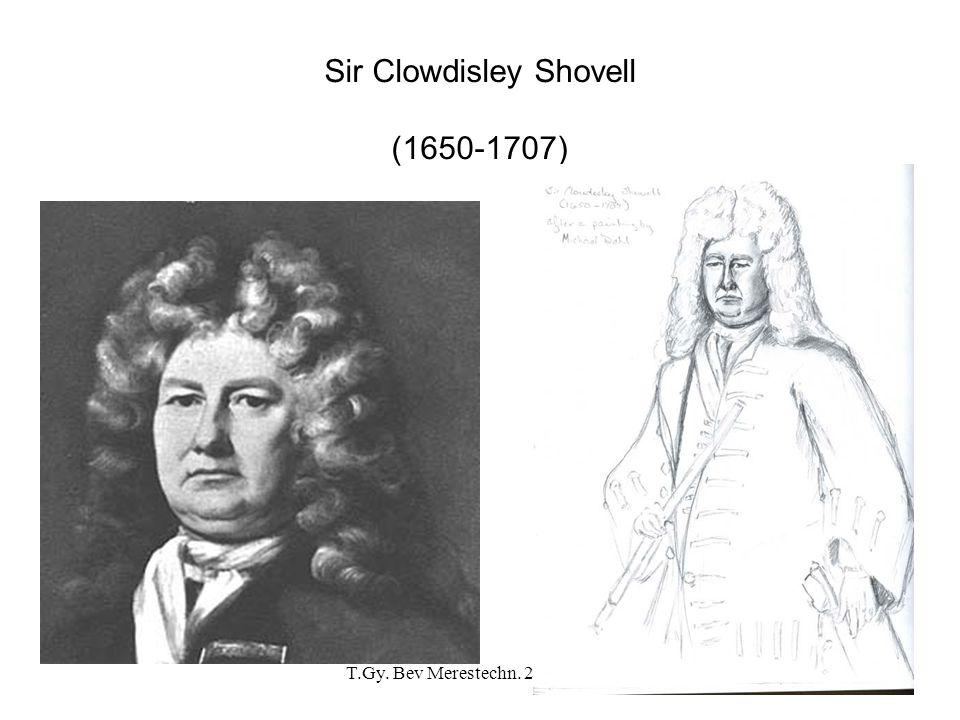 Sir Clowdisley Shovell