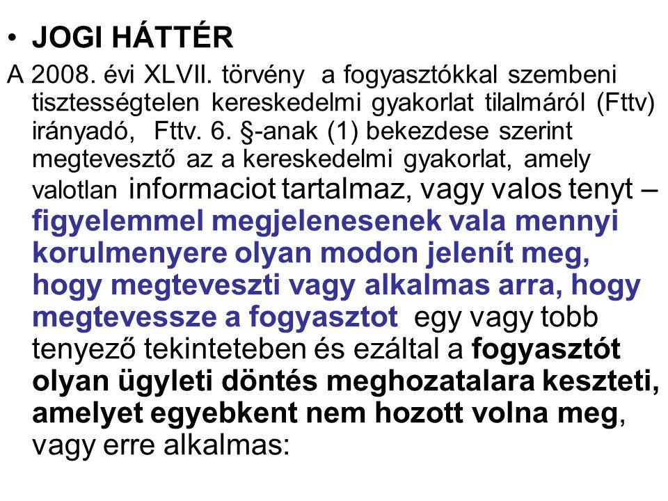 JOGI HÁTTÉR
