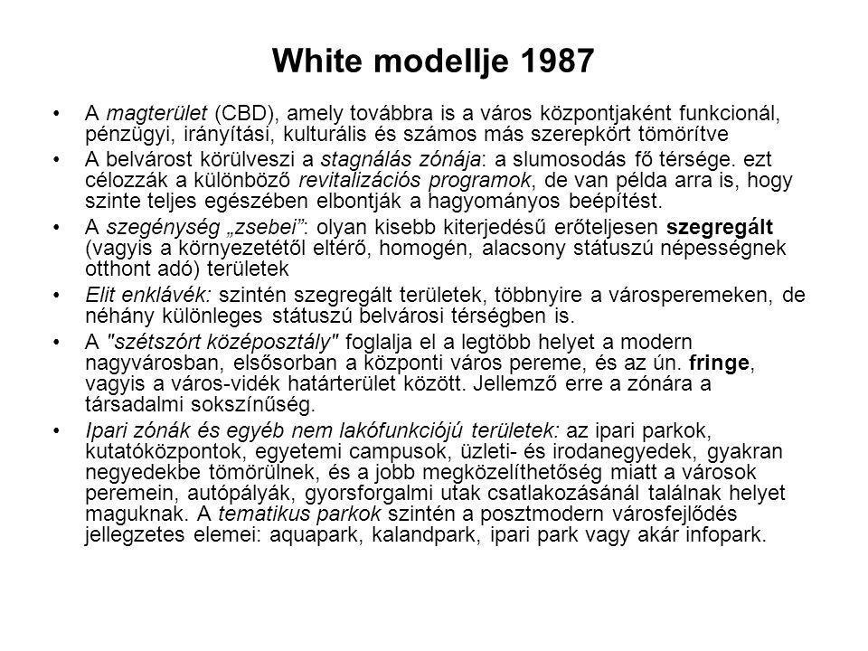 White modellje 1987