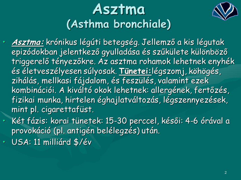 Asztma (Asthma bronchiale)