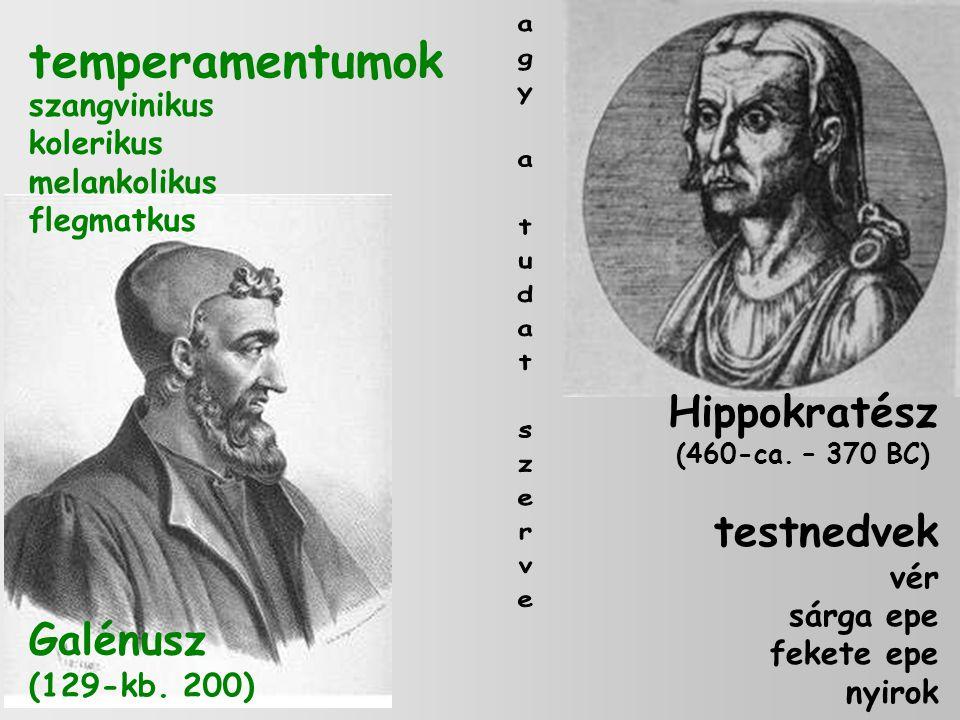 Hippokratész (460-ca. – 370 BC)