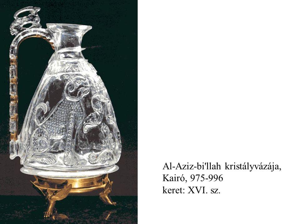 Al-Aziz-bi llah kristályvázája,