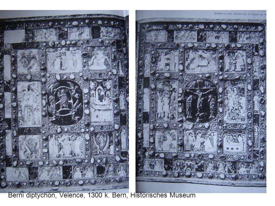 Berni diptychon, Velence, 1300 k. Bern, Historisches Museum