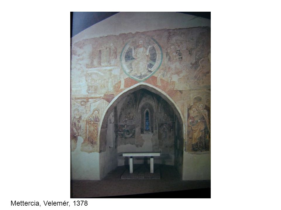 Mettercia, Velemér, 1378