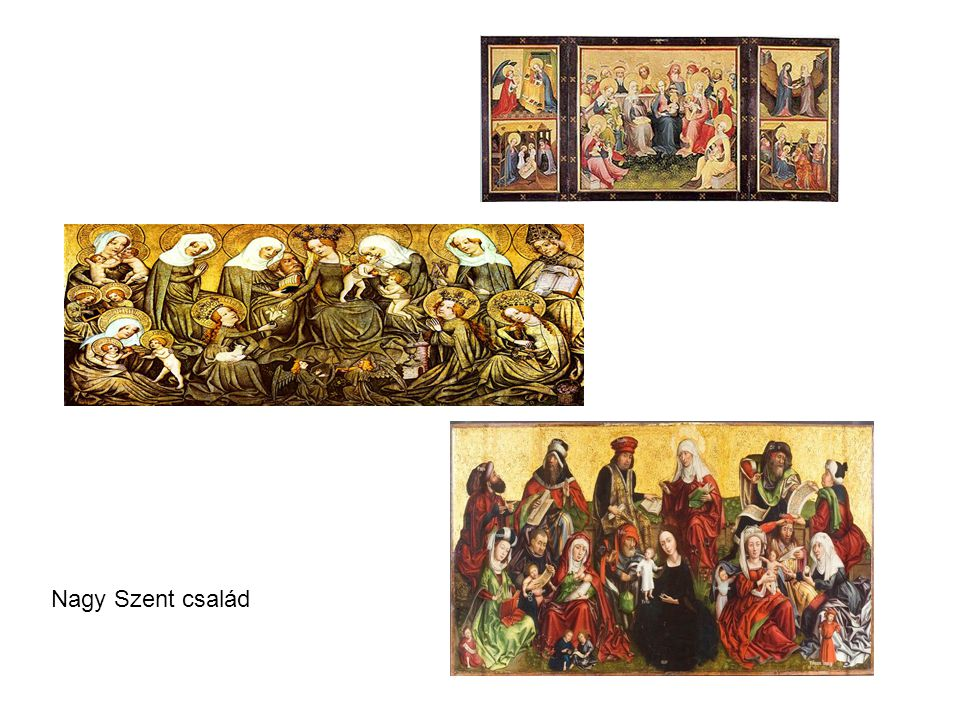 Nagy Szent család Nagy szentcsalád