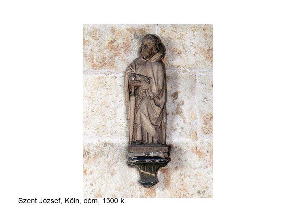 Szent József, Köln, dóm, 1500 k.