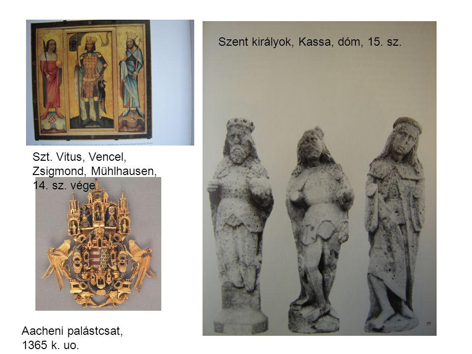 Szent királyok, Kassa, dóm, 15. sz.