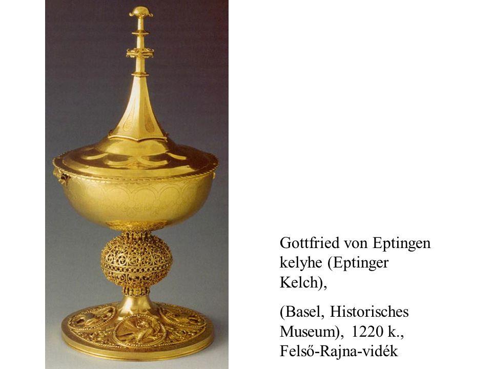 Gottfried von Eptingen kelyhe (Eptinger Kelch),