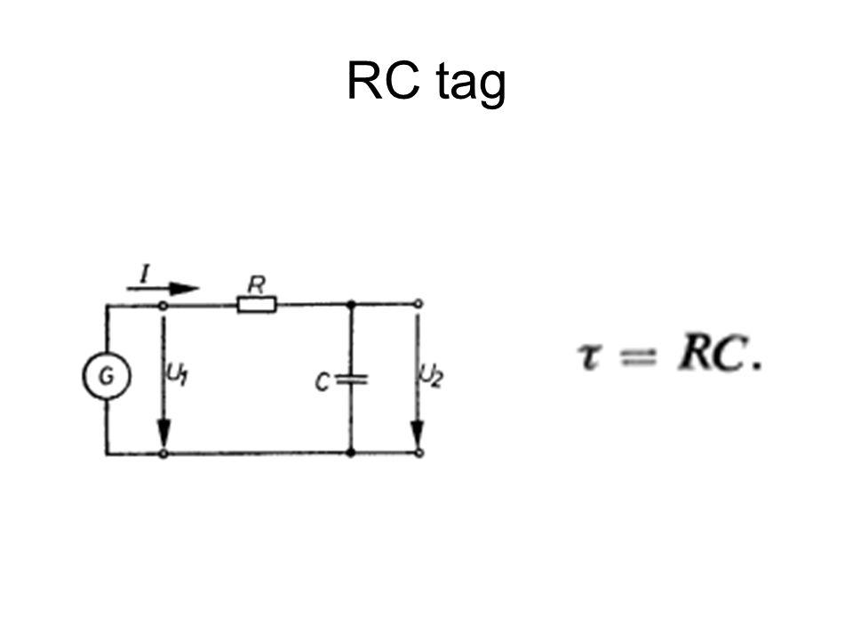 RC tag
