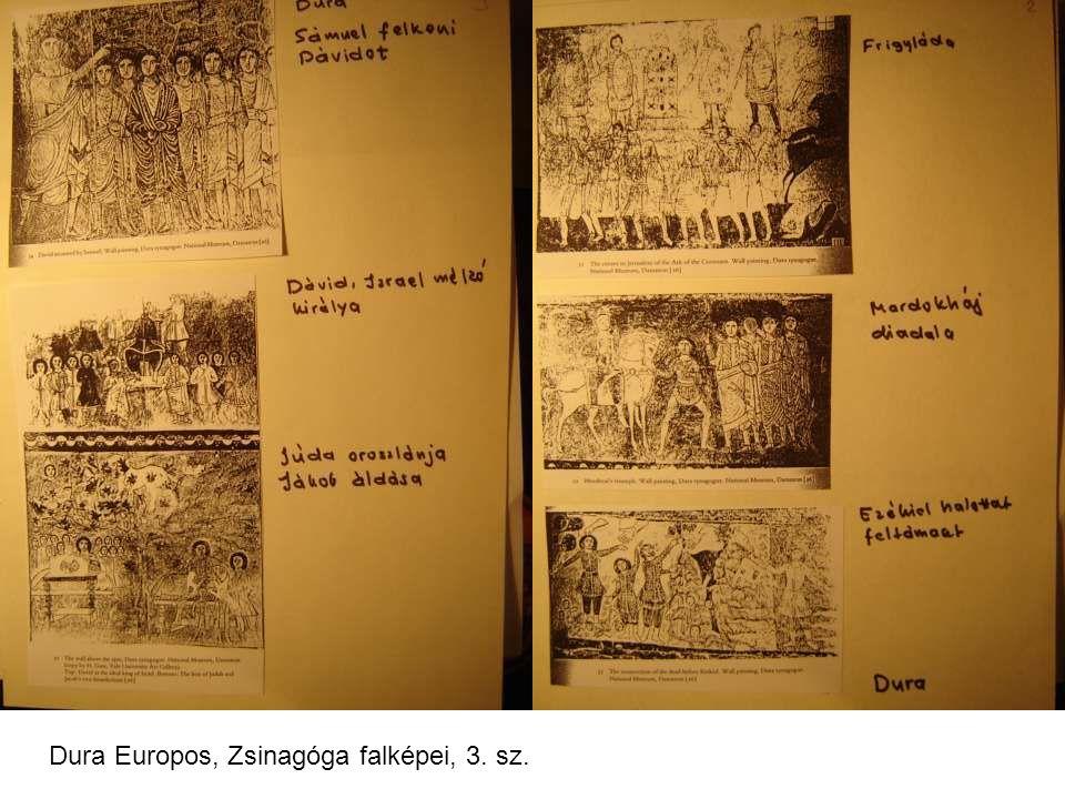 Dura Europos, Zsinagóga falképei, 3. sz.