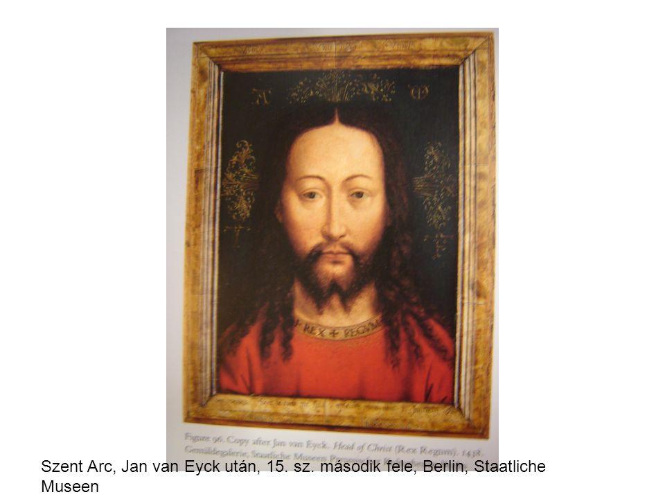 Szent Arc, Jan van Eyck után, 15. sz