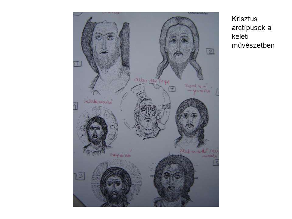 Krisztus arctípusok a keleti művészetben