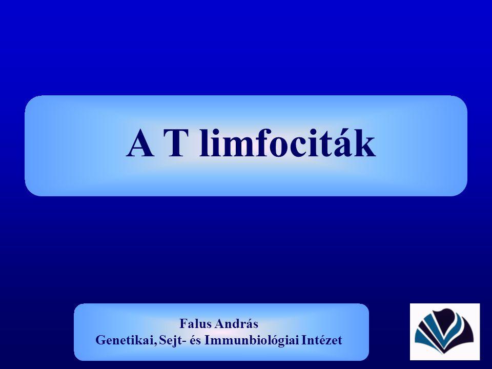 Falus András Genetikai, Sejt- és Immunbiológiai Intézet